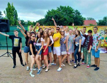 детский лагерь в Сергеевке